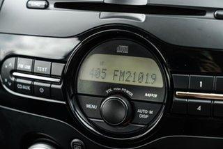 2011 Mazda 2 DE10Y1 MY10 Genki Red 4 Speed Automatic Hatchback