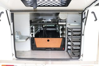 2013 Toyota Hilux KUN16R MY12 SR 4x2 Glacier 5 speed Manual Cab Chassis