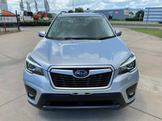 2018 Subaru Forester S5 MY19 2.5i-L CVT AWD Silver/160119 7 Speed Constant Variable Wagon