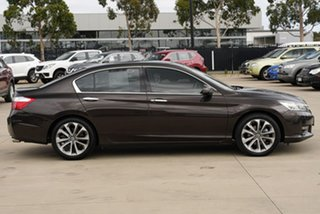 2014 Honda Accord 9th Gen MY14 V6L Bronze 6 Speed Sports Automatic Sedan