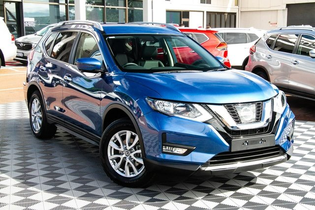 Used Nissan X-Trail T32 Series II ST-L X-tronic 2WD Attadale, 2020 Nissan X-Trail T32 Series II ST-L X-tronic 2WD Marine Blue 7 Speed Constant Variable Wagon