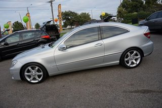 2010 Mercedes-Benz CLC-Class CL203 CLC200 Kompressor Iridium Silver 5 Speed Automatic Coupe.