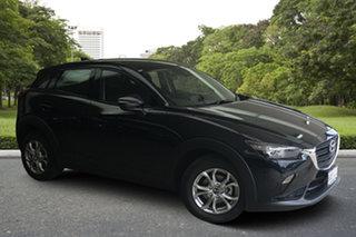 2020 Mazda CX-3 DK2W7A Maxx SKYACTIV-Drive FWD Sport Jet Black 6 Speed Sports Automatic Wagon.