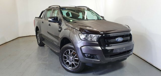 Used Ford Ranger PX MkII FX4 Double Cab Elizabeth, 2017 Ford Ranger PX MkII FX4 Double Cab Grey 6 Speed Sports Automatic Utility