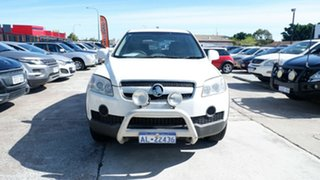 2007 Holden Captiva CG CX AWD White 5 Speed Sports Automatic Wagon