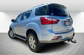 2015 Isuzu MU-X MY15 LS-T Rev-Tronic Blue 5 Speed Sports Automatic Wagon