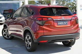 2021 Honda HR-V MY21 VTi-LX Passion Red 1 Speed Constant Variable Hatchback.