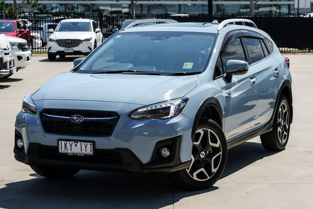 Used Subaru XV G5X MY18 2.0i-S Lineartronic AWD Narre Warren, 2017 Subaru XV G5X MY18 2.0i-S Lineartronic AWD Grey 7 Speed Constant Variable Wagon