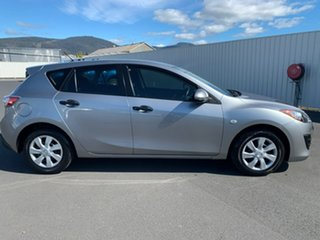 2009 Mazda 3 BL10F1 Neo Silver 6 Speed Manual Hatchback.