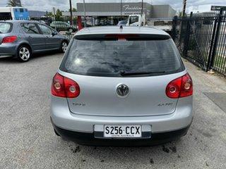 2007 Volkswagen Golf V MY07 Comfortline Tiptronic Silver 6 Speed Sports Automatic Hatchback