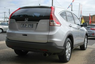 2012 Honda CR-V 30 VTi-S (4x4) Silver 5 Speed Automatic Wagon