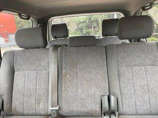 2004 Toyota Landcruiser GXL 4X4 UZJ100R Blue 5 Speed Auto Active Select Wagon