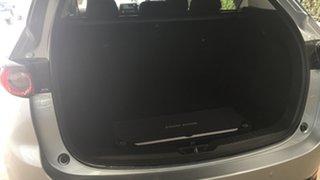 2021 Mazda CX-5 KF2W7A Maxx SKYACTIV-Drive FWD Sonic Silver 6 Speed Sports Automatic Wagon