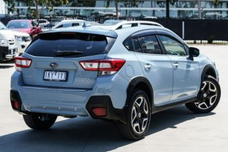 2017 Subaru XV G5X MY18 2.0i-S Lineartronic AWD Grey 7 Speed Constant Variable Wagon.