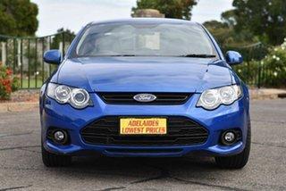 2012 Ford Falcon FG MkII XR6 Blue 6 Speed Automatic Sedan.