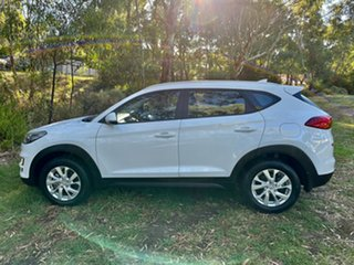 2019 Hyundai Tucson TL3 MY19 Active X 2WD Pure White 6 Speed Automatic Wagon