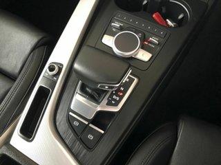 2016 Audi A4 B9 8W MY16 Sport S Tronic Red 7 Speed Sports Automatic Dual Clutch Sedan