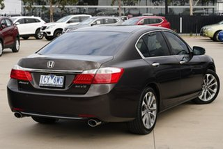2014 Honda Accord 9th Gen MY14 V6L Bronze 6 Speed Sports Automatic Sedan.