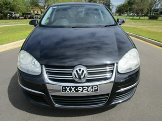 2008 Volkswagen Jetta 1KM MY08 Upgrade 2.0 FSI Black 6 Speed Tiptronic Sedan