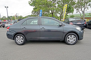 2009 Toyota Yaris NCP93R MY09 YRS Flint 4 Speed Automatic Sedan