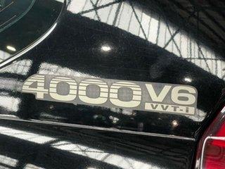 2006 Toyota Landcruiser Prado GRJ120R GXL Black 6 Speed Manual Wagon
