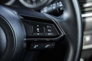 2019 Mazda CX-5 KF4WLA GT SKYACTIV-Drive i-ACTIV AWD Blue 6 Speed Sports Automatic Wagon