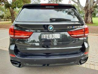 2016 BMW X5 F15 M50D Black 8 Speed Sports Automatic Wagon