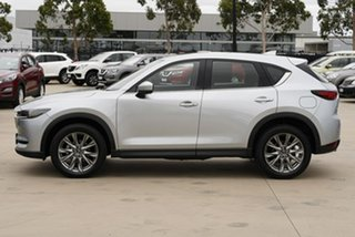 2019 Mazda CX-5 KF Series Akera Silver Sports Automatic SUV