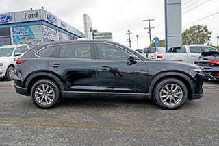 2016 Mazda CX-9 TC Touring SKYACTIV-Drive Black 6 Speed Sports Automatic Wagon
