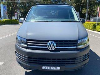 2018 Volkswagen Transporter T6 MY18 TDI340 SWB DSG 7 Speed Sports Automatic Dual Clutch Van.