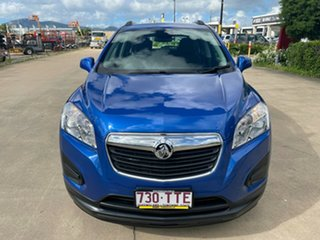 2014 Holden Trax TJ MY14 LS Blue/070414 5 Speed Manual Wagon