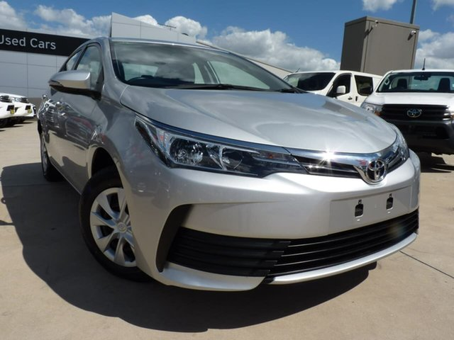 Pre-Owned Toyota Corolla ZRE172R Ascent S-CVT Blacktown, 2019 Toyota Corolla ZRE172R Ascent S-CVT Silver Pearl 7 Speed Constant Variable Sedan