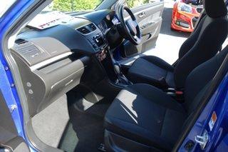 2012 Suzuki Swift FZ GLX Blue 4 Speed Automatic Hatchback