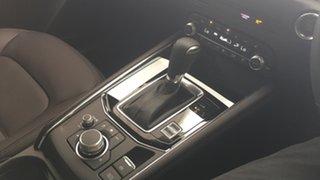 2020 Mazda CX-5 KF4WLA Akera SKYACTIV-Drive i-ACTIV AWD Deep Crystal Blue 6 Speed Sports Automatic