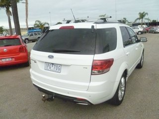 2015 Ford Territory SZ MkII TS Seq Sport Shift White 6 Speed Sports Automatic Wagon