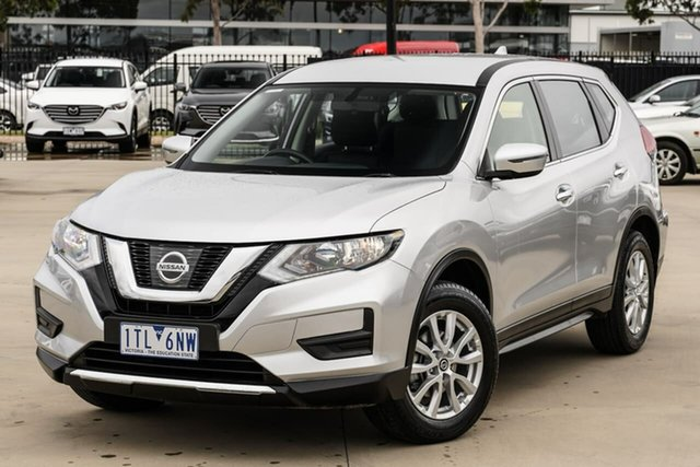 Used Nissan X-Trail T32 Series II ST X-tronic 4WD Narre Warren, 2020 Nissan X-Trail T32 Series II ST X-tronic 4WD Silver 7 Speed Constant Variable Wagon