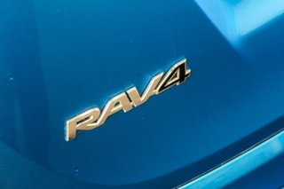 2017 Toyota RAV4 ZSA42R MY18 GXL (2WD) Blue Gem Continuous Variable Wagon