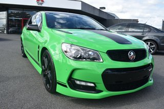 2017 Holden Commodore VF II MY17 SS V Sportwagon Redline Green 6 Speed Sports Automatic Wagon.