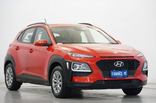 2019 Hyundai Kona OS.2 MY19 Go 2WD Orange 6 Speed Sports Automatic Wagon