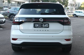 2020 Volkswagen T-Cross C1 MY20 85TSI DSG FWD Style White 7 Speed Sports Automatic Dual Clutch Wagon