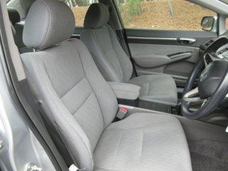 2010 Honda Civic 8th Gen MY10 VTi Silver 5 Speed Automatic Sedan