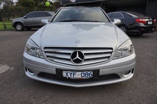 2010 Mercedes-Benz CLC-Class CL203 CLC200 Kompressor Iridium Silver 5 Speed Automatic Coupe