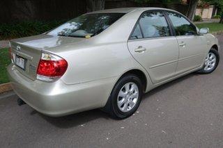 2006 Toyota Camry MCV36R MY06 Altise Sport Gold 4 Speed Automatic Sedan.