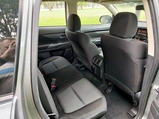 2019 Mitsubishi Outlander ZL MY19 ES 7 Seat (AWD) Gray Black Continuous Variable Wagon