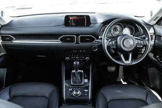 2019 Mazda CX-5 KF4WLA GT SKYACTIV-Drive i-ACTIV AWD Blue 6 Speed Sports Automatic Wagon.