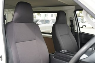 2018 Toyota HiAce KDH201R (No Badge) White Automatic Van