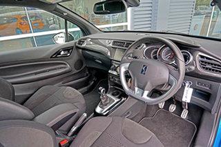 2014 Citroen DS3 MY15 DSport Noir Onyx 6 Speed Manual Hatchback