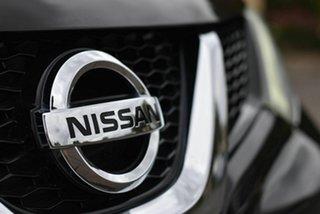 2015 Nissan Qashqai J11 TS Black 1 Speed Constant Variable Wagon