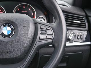 2013 BMW X3 F25 xDrive30d Black 8 Speed Automatic Wagon