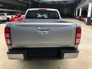 2021 Mazda BT-50 TFS40J GT Ingot Silver 6 Speed Sports Automatic Utility